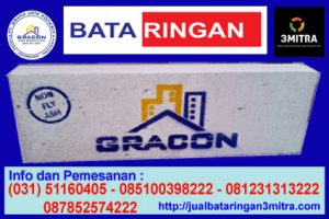 Distributor Bata Ringan Gracon